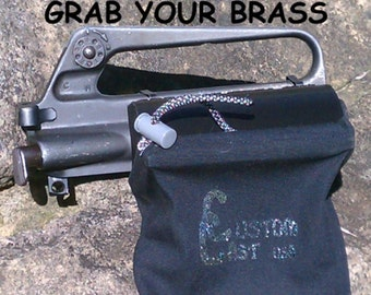 Brass Catcher for M-16 Built In Carry Handle by Custom Cast usa