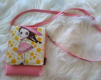 Children's Mini Handbag, Purse, Messenger Bag with Strap (FREE SHIPPING)