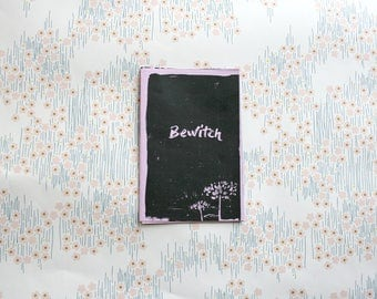 Bewitch - zine