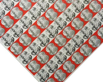 Apples Fruit Wrapping Paper