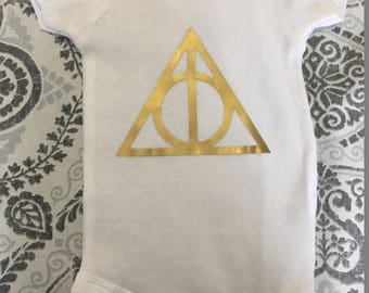 Always Harry Potter Baby Bodysuit