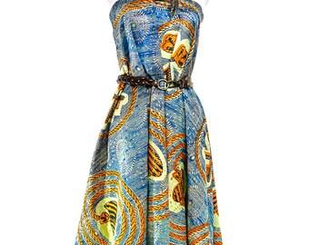 Convertible Dress, Multi-Way Dress, Multi Way Dress, Custom Made To Order Dress, Multiway Dress, Freedom Dress, Convertible Skirt