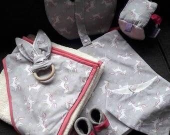 Set of baby Unicorn designs