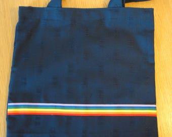 Handmade shopping bag