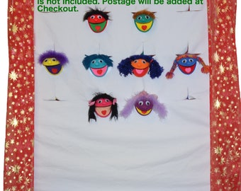 12. Puppet Theatre Instructions by Church Puppets