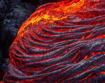 Wavy Lava