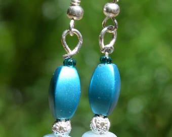 Valkyrja Ocean Blue Earrings