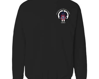 505th Parachute Infantry Regiment Embroidered Sweatshirt-1798