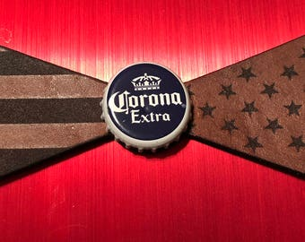 THE Leather Bow Tie