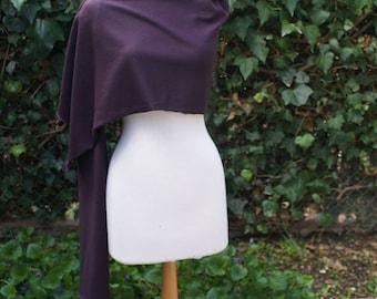 Hooded Shawl