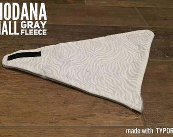 White Zebra Print SnoDana