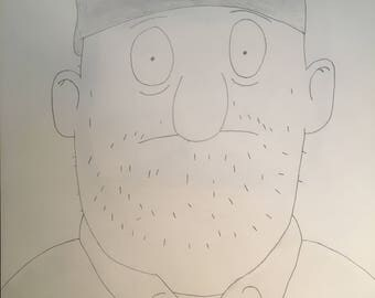 Teddy from Bob's Burgers