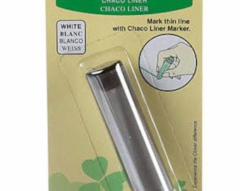 Chaco Liner Chalk Marker, White
