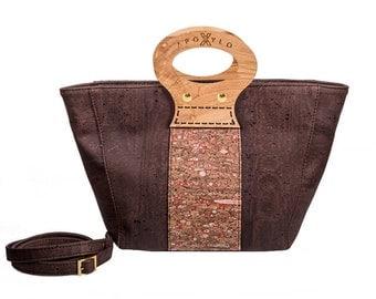 Crossbody Brown Handbag