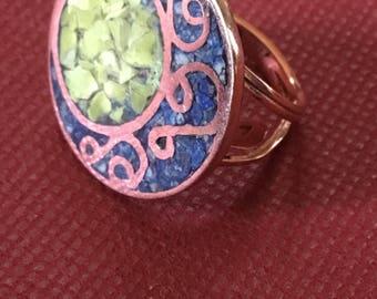 Lapis Lazuli ring