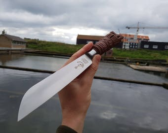 Paeremes: 3D printed knife handle of a historical knife