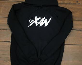 Lil Xan Hoodie (White Logo)