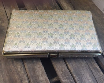 Vintage 1960's Laurita Accessory Case