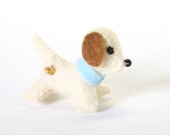 tiny stuffed animals - heartfelt dogs - tiny animals - golden labrador retrievers