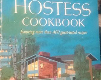 Vintage Betty Crocker Hostess Cookbook