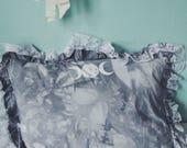 pillow case // moon goddess dreamcloud
