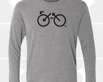 Bike - Unisex Long Sleeve Shirt