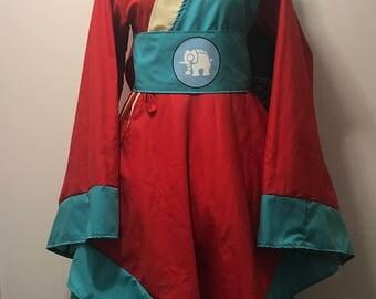 Mipha Kimono Dress