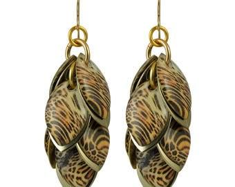 Every Girl Needs a Jaguar Petals to the Metal Earrings