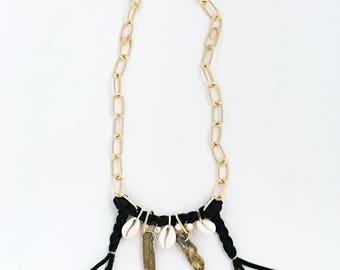 Shipwreck Necklace