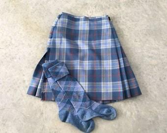 handmade highland dance kilt and hose - 1211457