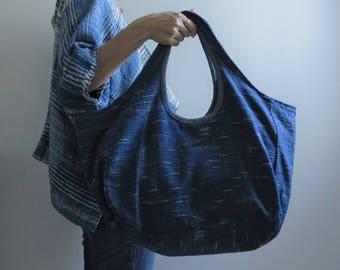 Summer Sale 20% off - Indigo Tote Bag Kredland