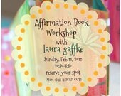 Affirmation Book Workshop