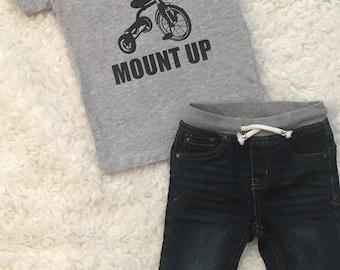 Regulators, Mount Up T-Shirt