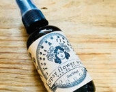 Gypsy Flower Water Revitalizing Skin Tonic probiotic toner Kombucha infused with herbs and blended herbal waters