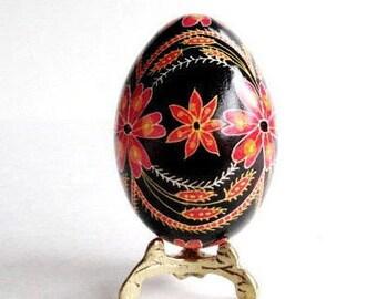 Christmas gift Traditional Pysanka Ukrainian Easter egg