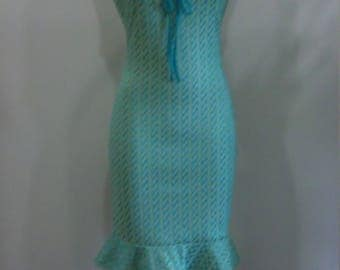 Tie-Front Dress