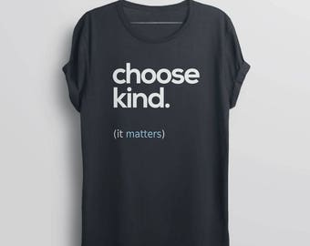 Wonder Book Shirt, Choose Kind T Shirt, kindness matters shirt, wonder shirt, be kind shirt, anti bullying shirt, wonder movie shirt, tshirt