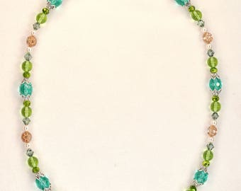 The Blue Pacific Necklace