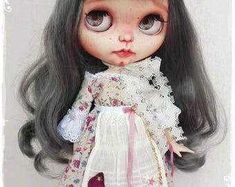 Custom Blythe Dolls For Sale by CINDERELLA Fairytale Blythe custom doll by Antique Shop Dolls