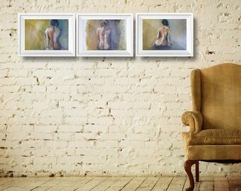 Set of 3 Art Prints