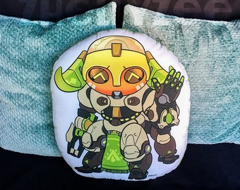 Orisa - Overwatch Pillow Plush