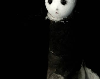 OOAK Art Doll - The Disappearing Ones