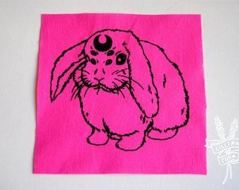 SALE Usagi Moon Bunny Patch