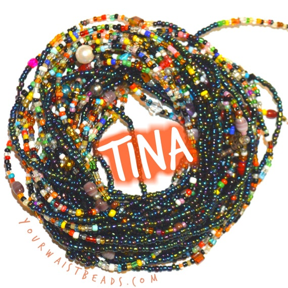 Waist Beads & More ~ TINA ~ YourWaistBeads.com