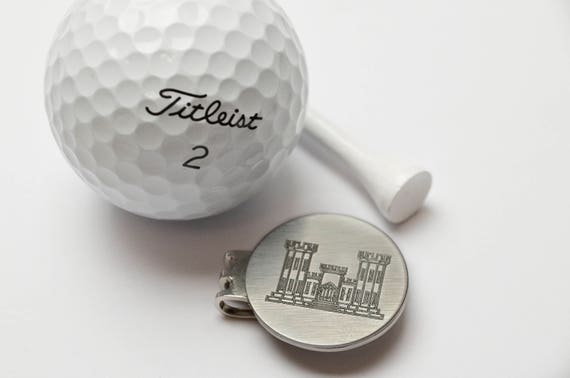 Magnetic Golf Ball Marker | Hat Clip | Golf Ball Marker | Personalized Engraved