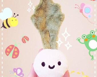 Baby Turnip Mini Miniature Stuffed Plush Toy