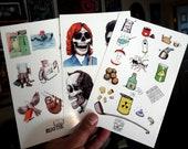 Phish Art Mini Prints