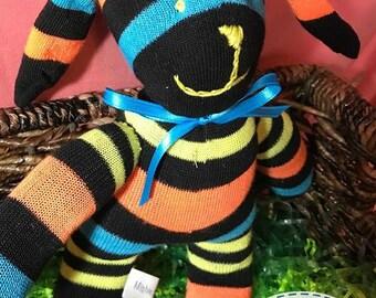Sock Bunny Doll