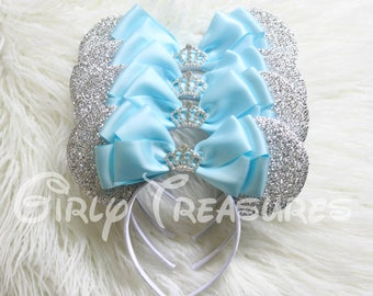 Bachelorette Party Mouse Ears.  Minnie Mouse Headband. Women Headband. Bachelorette Mouse Ears Headband. Disney Headband. One Size Fits Most
