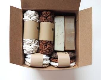 Christmas Gift Set for Women Gifts for Men Stocking Stuffer Gift Box Women Gift for Dad Wife Gift Mom Husband Gift Christmas Gifts Box Men